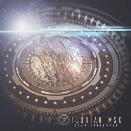 Zenon Records - FLORIAN MSK - Star Freighter