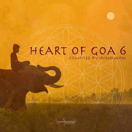 Ovnimoon Records - .Various - Heart of Goa vol. 6