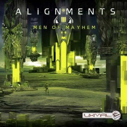 Uxmal Records - ALIGNEMENTS - Men Of Mayhem
