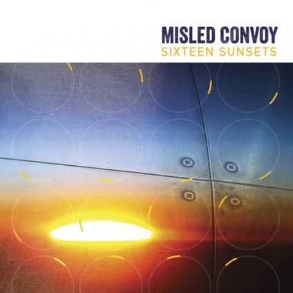 Dubmission Records - MISLED CONVOY - Sixteen Sunsets