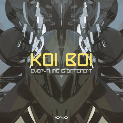 Iono Music - KOI BOI - Everything Is Different