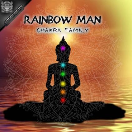 Ohm Ganesh Pro - RAINBOW MAN - Chakra Family
