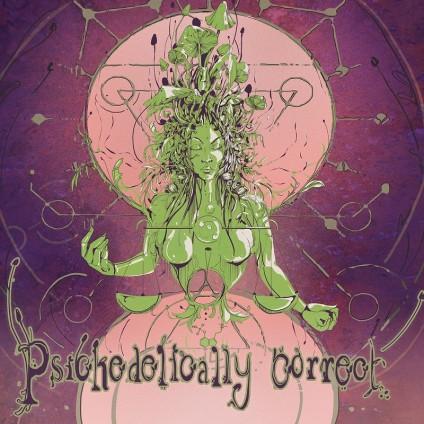 Pixan Recordings - .Various - Psychedelically Correct