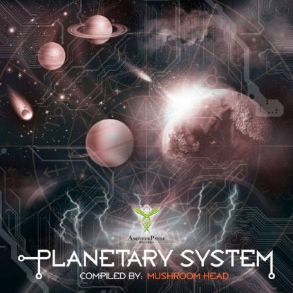Another Psyde Records - .Various - Planetary System