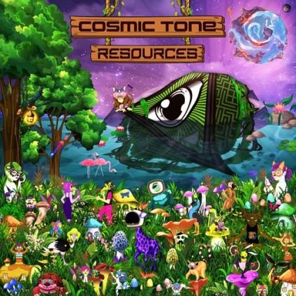 Iono Music - COSMIC TONE - Resources