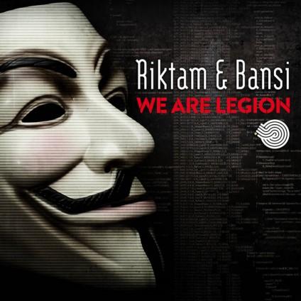 Iboga Records - RIKTAM AND BANSI - We Are Legion