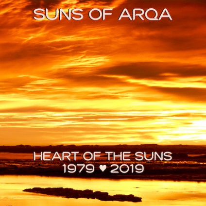 Interchill Records - SUNS OF ARQA - Heart of the Suns 1979-2019