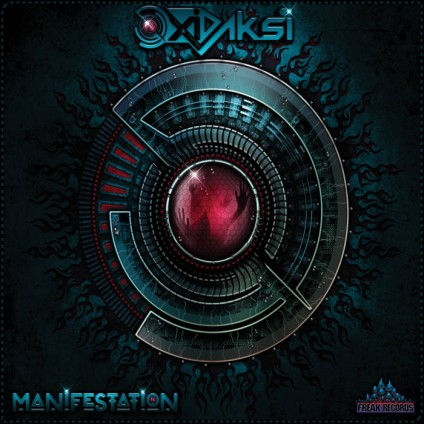 Freak Records - OXIDAKSI - Manifestation
