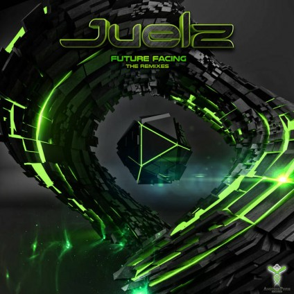 Another Psyde Records - JUELZ - Future Facing: The Remixes