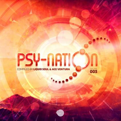 Iboga Records - LIQUID SOUL, ACE VENTURA - Psy-Nation, Vol. 003