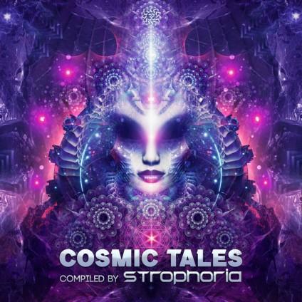 Free Spirit Records - .Various - Cosmic Tales