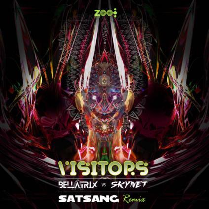 Zoo Music - BELLATRIX, SKYNET - Visitors