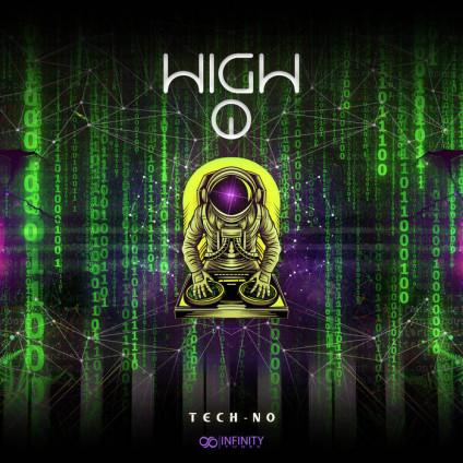 Infinity Tunes Records - HIGH Q - Tech-No