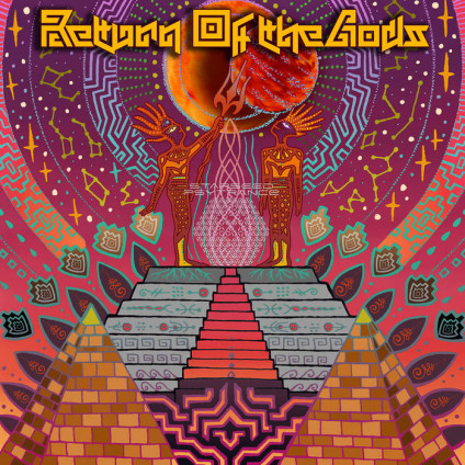 starseed psytrance - .Various - Return of the Gods