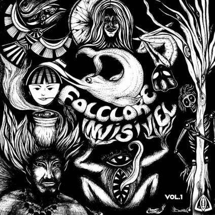 arrabida records - .Various - Folclore Invisível VOL.1