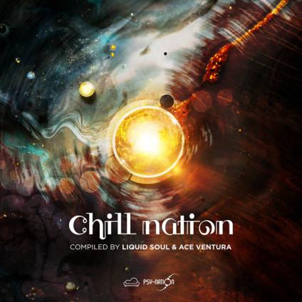 Sofa Beats Records - LIQUID SOUL, ACE VENTURA - Chill Nation