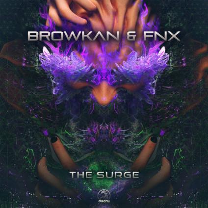 Dacru Records - BROWKAN, FNX - The Surge