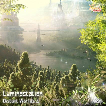 Spaceradio Records - LUMINOSTATION - Distant Worlds