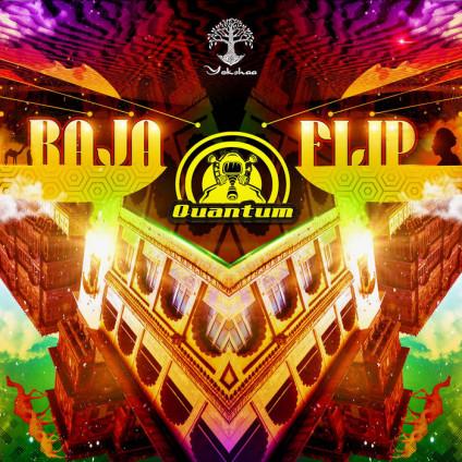 Yokshaa Records - QUANTUM - Raja Flip EP