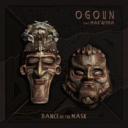 Alice-d Records - OGOUN, MAKWENA - Dance of the Mask