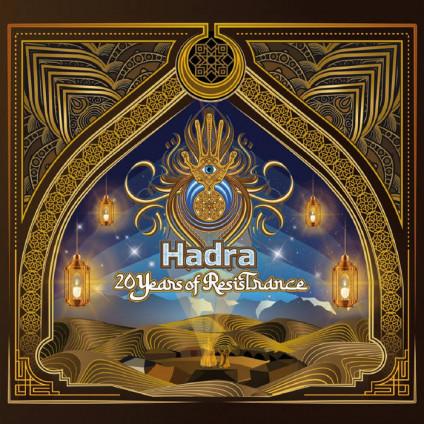 Hadra Records - .Various - 20 Years Of ResisTrance