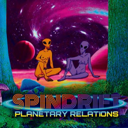 Resonant Earth - SPINDRIFT - Planetary Relations