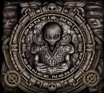 Dark Prisma Records - FRANTIC NOISE - Trance Nodriza
