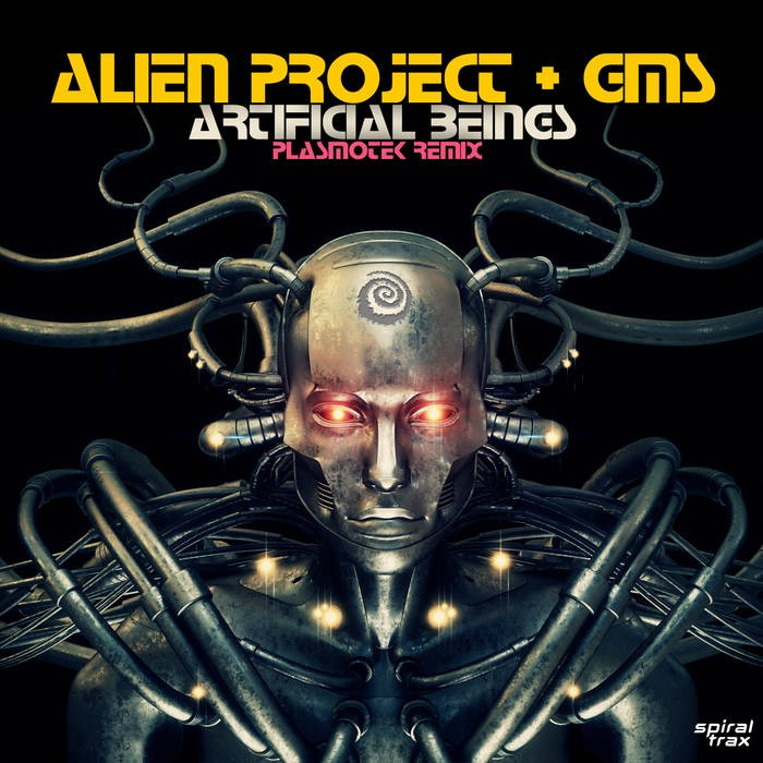 Spiral Trax Records - ALIEN PROJECT - Artificial Beings