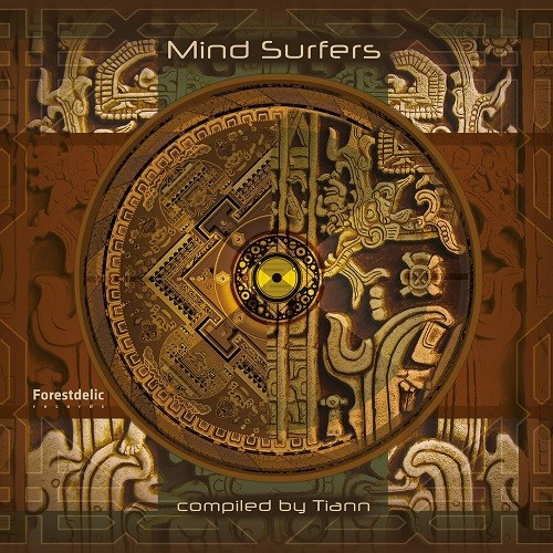 Forestdelic Records - .Various - Mind Surfers