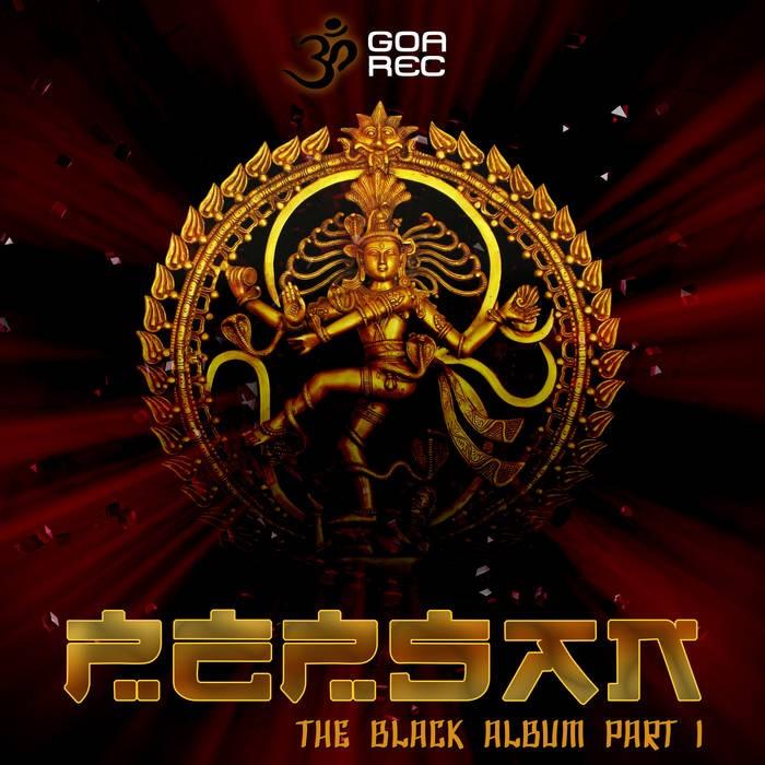 Goa Records - PEPSAN - The Black Album part 1