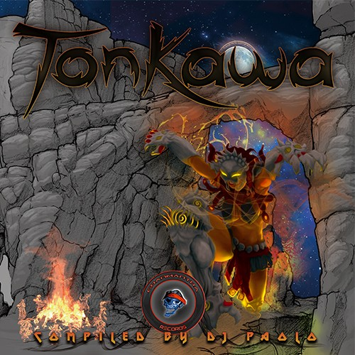 Goanmantra Records - .Various - Tonkawa