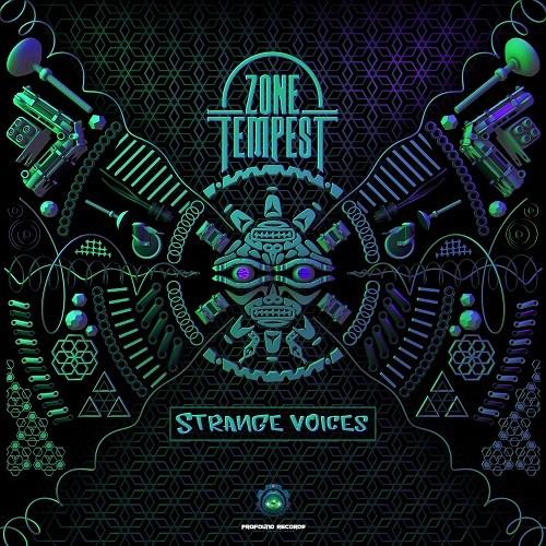 Profound Records - ZONE TEMPEST - Strange Voices
