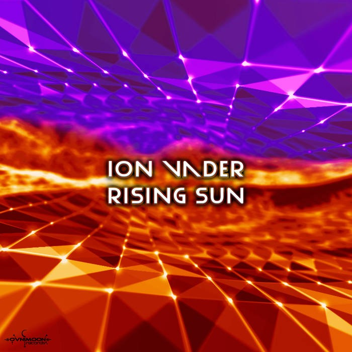 Ovnimoon Records - ION VADER - Rising sun