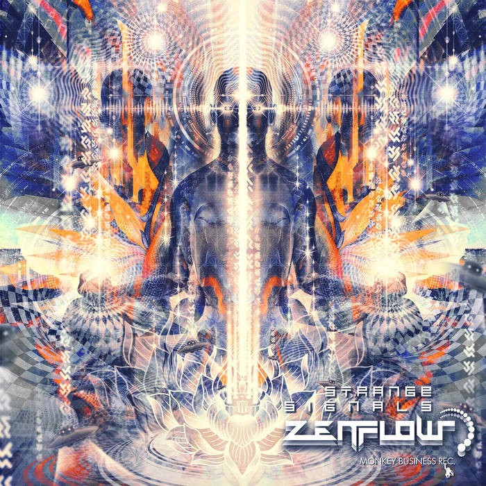 Monkey Business Records - ZENFLOW - Strange Signals