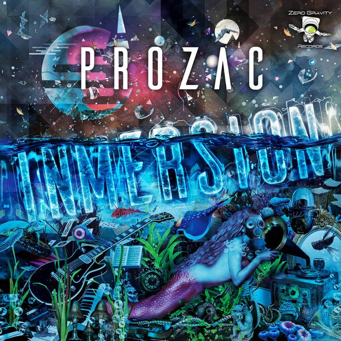 Zero Gravity Records - PROZAC - Inmersion