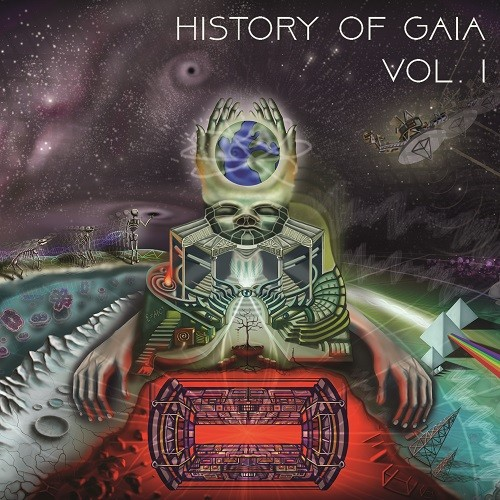 Juicy Noise Records - .Various - History Of Gaia Vol. 1