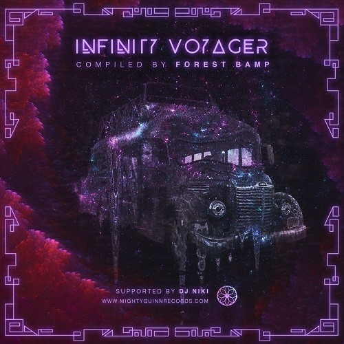 Mighty Quinn Records - .Various - Infinity Voyager
