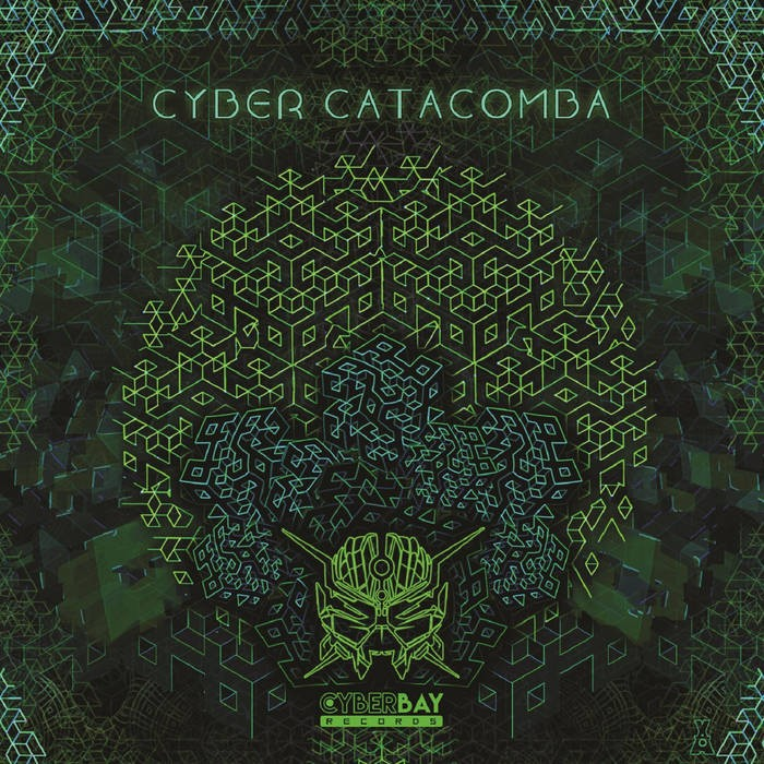 Cyberbay Records - .Various - Cyber Catacomba