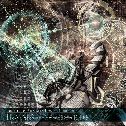 Fractal Nebula Records - .Various - Traversable Wormholes
