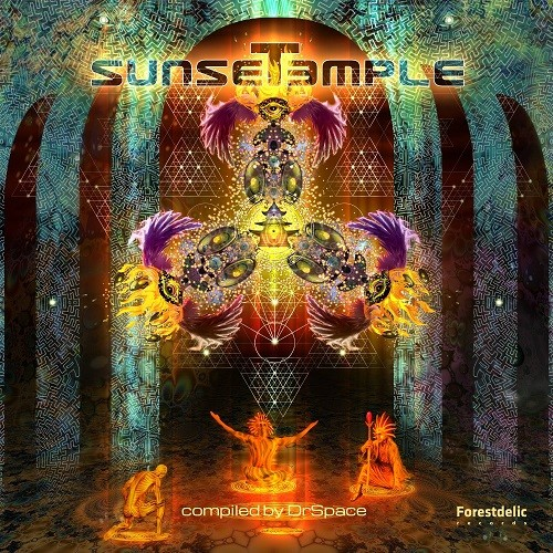 Forestdelic Records - .Various - Sunset Temple