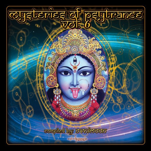 Ovnimoon Records - .Various - Mysteries Of Psytrance Vol 6