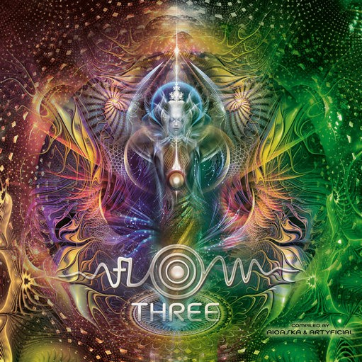 Flow EV Records - .Various - Flow Three