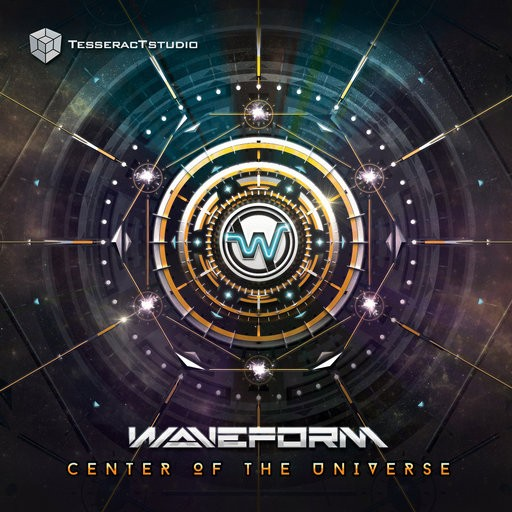 Tesseractstudio - WAVEFORM - Center Of The Universe