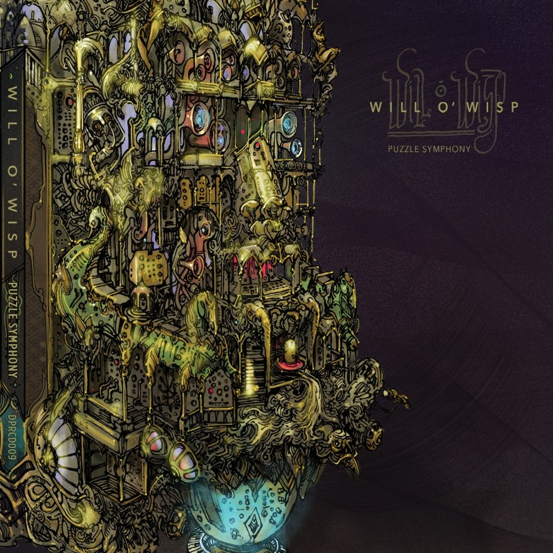Dark Prisma Records - WILL O WISP - Puzzle Symphony