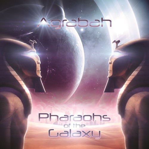 Sita Records - AGRABAH - Pharaohs Of The Galaxy