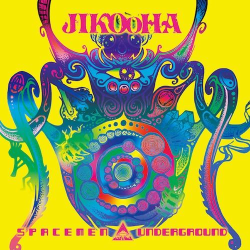 Matsuri Digital - JIKOOHA - Spacemen Underground