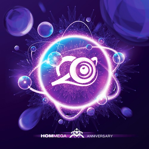 HOMmega Productions - .Various - HOMmega 20 Anniversary