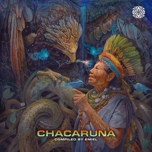 Sangoma Records - .Various - Chacaruna - Compiled By Emiel