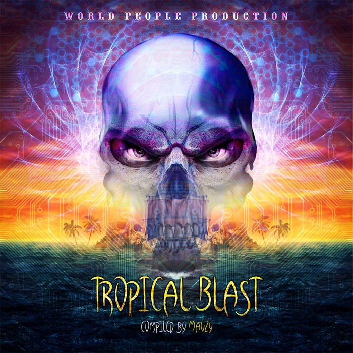 World People - .Various - Tropical Blast