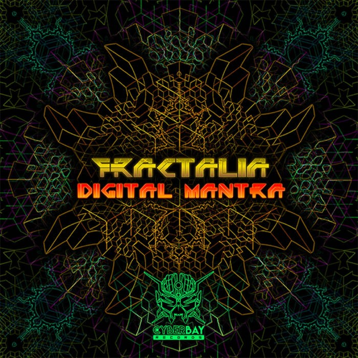 Cyberbay Records - FRACTALIA - Digital Mantra